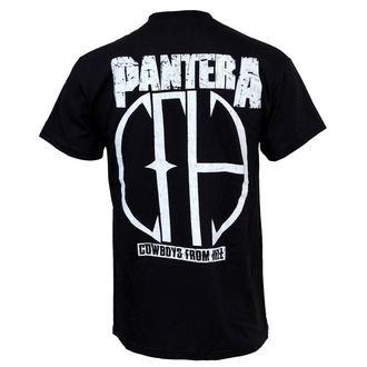 tričko pánské Pantera - FKN Hostile - BRAVADO, BRAVADO, Pantera