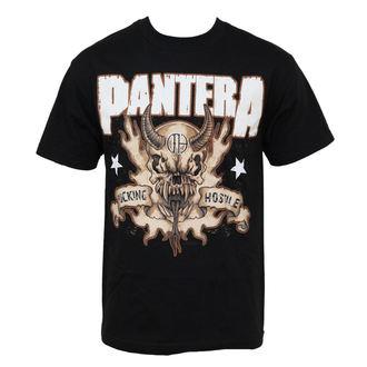 tričko pánské Pantera - Hostile Skull, BRAVADO, Pantera
