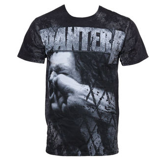 tričko pánské Pantera - Vulgar All Over - Celopotisk - BRAVADO, BRAVADO, Pantera