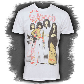 tričko pánské Queen - Band - BRAVADO - QEN1005