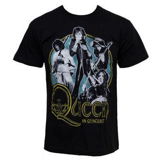 tričko pánské Queen - In Concert - BRAVADO, BRAVADO, Queen