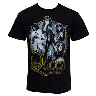 tričko pánské Queen - In Concert - BRAVADO - 32771000