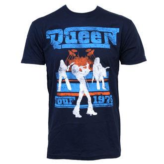 tričko pánské Queen - Tour 76 - BRAVADO, BRAVADO, Queen