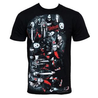 tričko pánské Slipknot - Mask Hell - BRAVADO - 15092143
