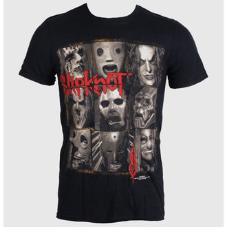 tričko pánské Slipknot - Mezzotint - ROCK OFF, ROCK OFF, Slipknot