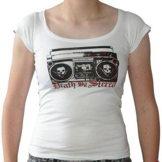 tričko dámské Death By Stereo - Ghettoblaster - RAGEWEAR, RAGEWEAR, Death by Stereo