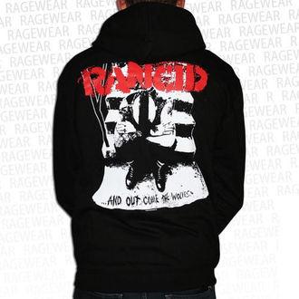 mikina pánská Rancid - Wolves - RAGEWEAR, RAGEWEAR, Rancid