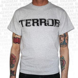 tričko pánské Terror - New Blood - Grey - RAGEWEAR