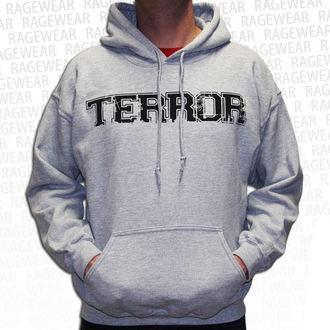 mikina pánská Terror - New Blood - Grey - RAGEWEAR