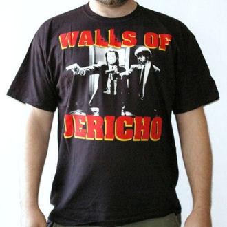 tričko pánské Walls Of Jericho - Wolf - RAGEWEAR, RAGEWEAR, Walls of Jericho