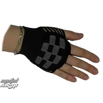 rukavice dámské bezprsté nylonové Kostky 1 - 59040-002