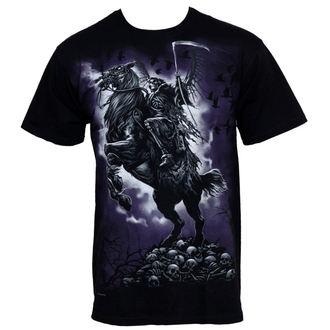 tričko pánské Death Rider - LIQUID BLUE, LIQUID BLUE