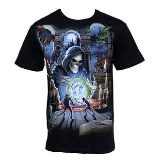 tričko pánské Raper Spell - LIQUID BLUE, LIQUID BLUE
