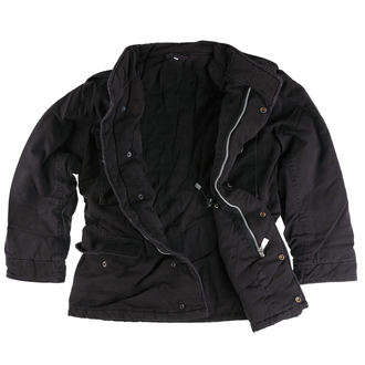 bunda SURPLUS - M65 JACKE WASHED - BLACK