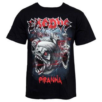 tričko pánské Exodus - Piranha - LIVE NATION, LIVE NATION, Exodus