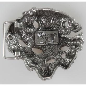 přezka Gestalt Skull ALCHEMY GOTHIC