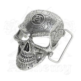 přezka Omega Skull ALCHEMY GOTHIC, ALCHEMY GOTHIC