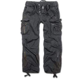 kalhoty pánské BRANDIT - Royal Vintage Trouser Black - 1002/2