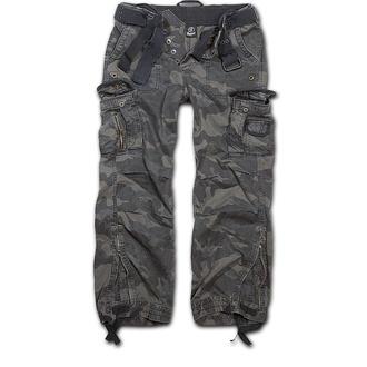 kalhoty pánské BRANDIT - Royal Vintage Trouser Darkcamo - 1002/4