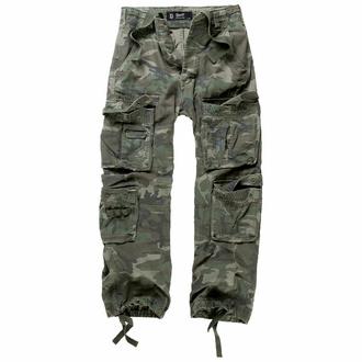 kalhoty pánské BRANDIT - Pure Vintage Trouser Woodland - 1003/10