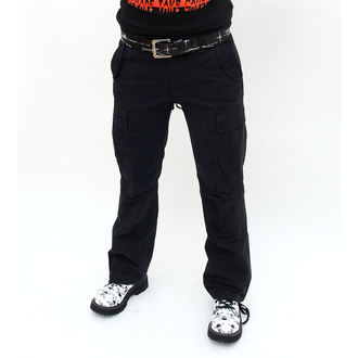 kalhoty dámské BRANDIT - M65 Ladies Trouser Black