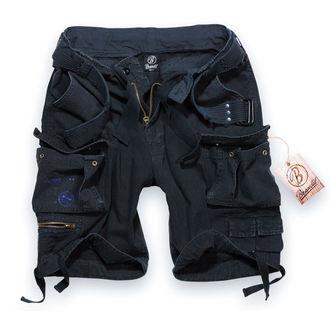 kraťasy pánské BRANDIT - Gladiator Vintage Shorts Black - 2001/2