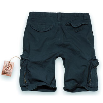 kraťasy pánské BRANDIT - Iron Vintage Shorts Anthracite, BRANDIT