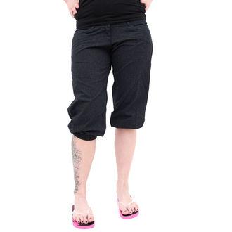 kalhoty dámské 3/4 FUNSTORM - Banda - 21 BLACK