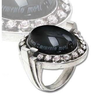 prsten Mori Noir - ALCHEMY GOTHIC - R179