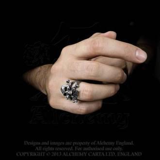 prsten Or Philiosophy - ALCHEMY GOTHIC