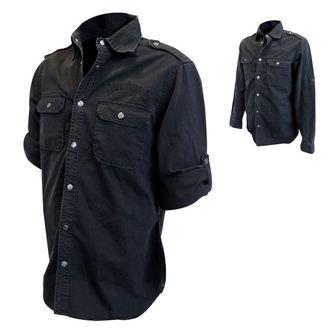 košile pánská s dlouhým rukávem Jack Daniels - TS623013JDS
