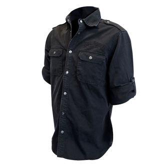košile pánská s dlouhým rukávem Jack Daniels