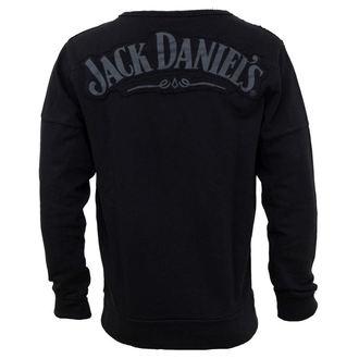 tričko pánské s dlouhým rukávem Jack Daniels - Black, JACK DANIELS
