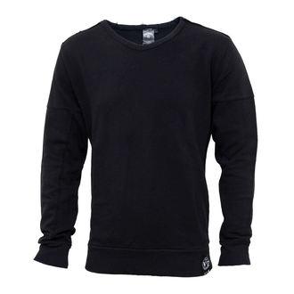 tričko pánské s dlouhým rukávem Jack Daniels - Black