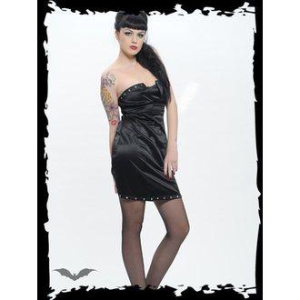 šaty dámské QUEEN OF DARKNESS - DR1-073/10