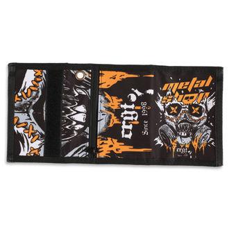 peněženka METALSHOP x CRYT 20 let, METALSHOP