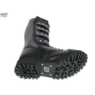 boty STEEL - 20 dírkové 139/140 0 BLACK 4P BALLS