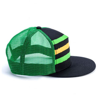 kšiltovka MEATFLY - WALKER B - GREEN/BLACK, MEATFLY