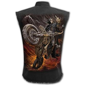 košile pánská bez rukávů (vesta) SPIRAL - BIKE LIFE, SPIRAL