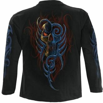 tričko pánské s dlouhým rukávem SPIRAL - OBLIVION - Black, SPIRAL