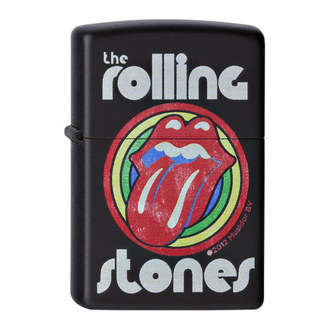 zapalovač ZIPPO - ROLLING STONES - NO. 4, ZIPPO, Rolling Stones