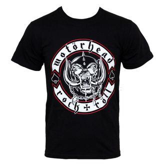 tričko pánské Motorhead - Biker Badge - ROCK OFF - MHEADTEE08MB