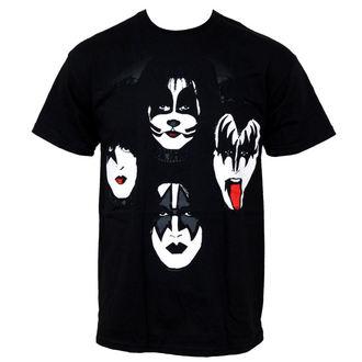 tričko pánské KISS - Love It Loud - EMI, EMI, Kiss