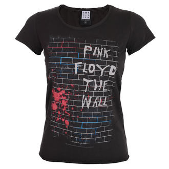 tričko dámské PINK FLOYD - THE WALL - CHARCOAL - AMPLIFIED, AMPLIFIED, Pink Floyd