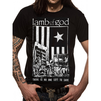 tričko pánské Lamb Of God - No One Left -LIVE NATION, LIVE NATION, Lamb of God
