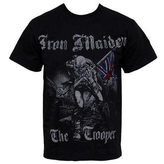 tričko pánské Iron Maiden - Sketched Trooper - ROCK OFF, ROCK OFF, Iron Maiden
