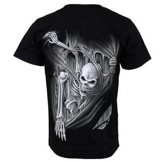 tričko pánské HERO BUFF - Dirty Skull, Hero Buff