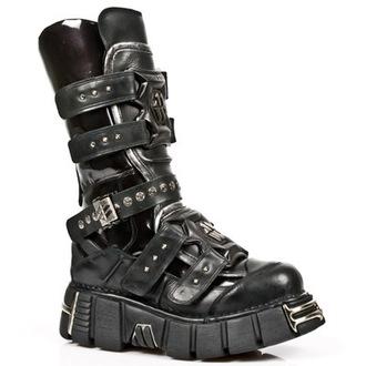 boty NEW ROCK - 1026-S1 - Itali Negro