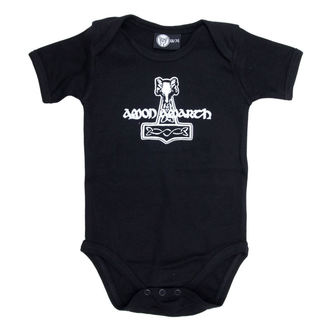 body dětské Amon Amarth - Hammer - Black - Metal-Kids, Metal-Kids, Amon Amarth
