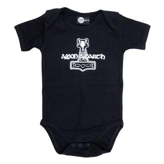 body dětské Amon Amarth - Hammer - Black - Metal-Kids - 376-30-8-7